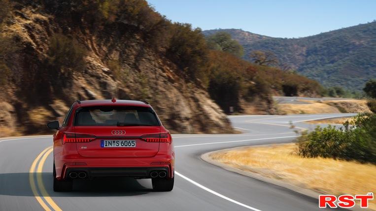 Audi презентовала новые S6 и S7
