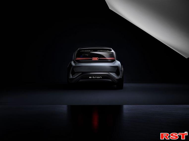 Компания Audi рассекретила электрический AI:me