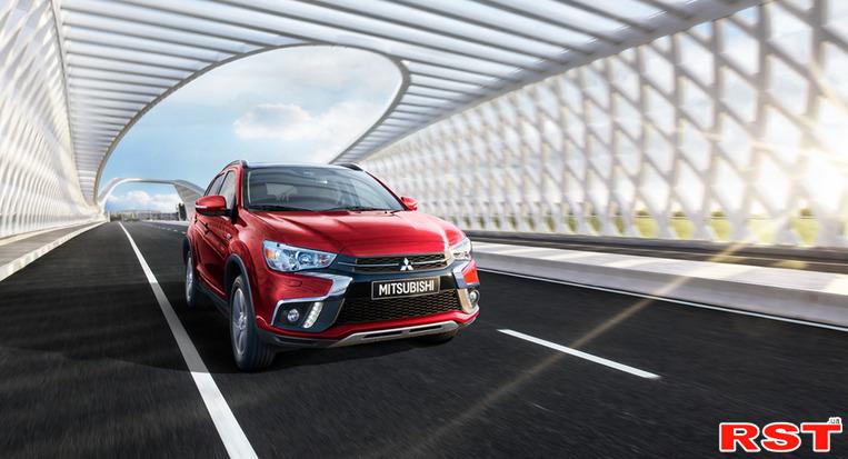 Автомобили Mitsubishi доступны с выгодой до 100 000 гривен