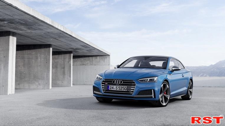 Audi S5 Coupe и Sportback в Европе останутся только с дизелями
