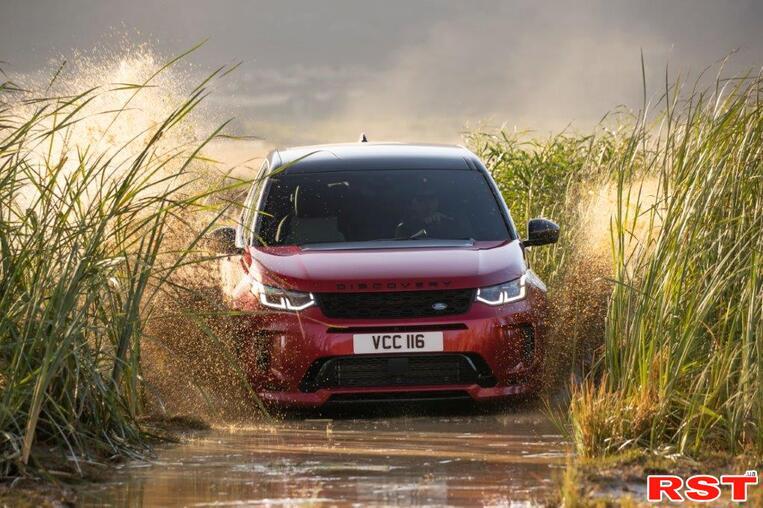 В Украине начались продажи обновленного Land Rover Discovery Sport