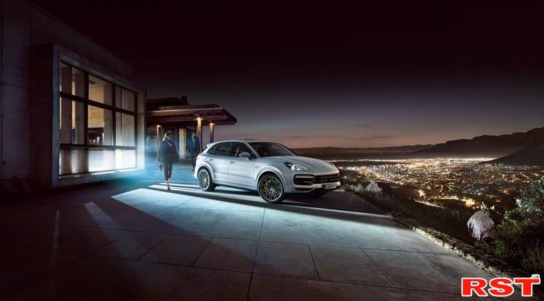 На автомобили Porsche 2019 года производства действуют специальные предложения