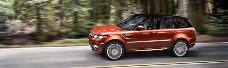 Автосалон в Нью-Йорке 2013: Range Rover Sport