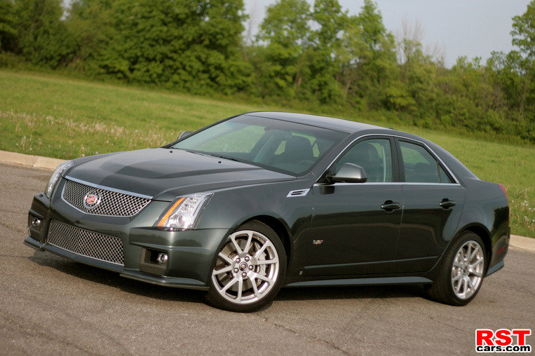 Cadillac gts фото