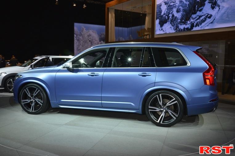 Автосалон в Детройте 2015: Volvo XC90 R-Design