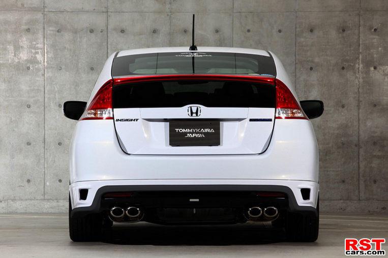 Honda Insight Tommy Kaira 2010Insight