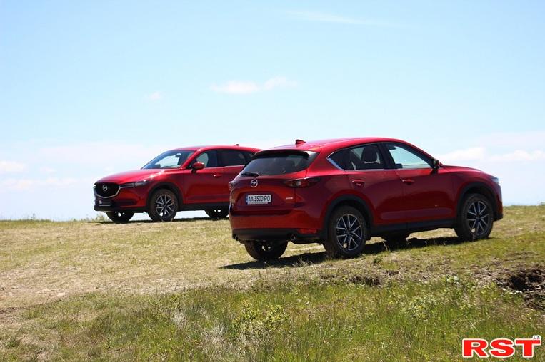 Новая Mazda CX-5 доступна по цене от 649 000 гривен